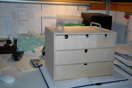 IKEA Tool Box Hack