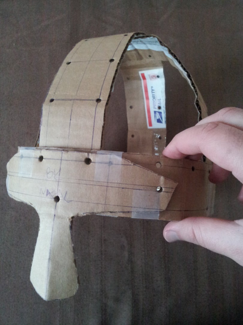 Cardboard Is Cheaper Than Leather