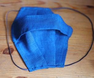 3D布料面罩设计,提升贴合度和舒适度。