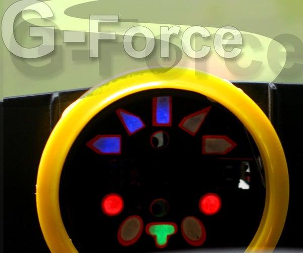 Quick $20 G-force Car Gauge