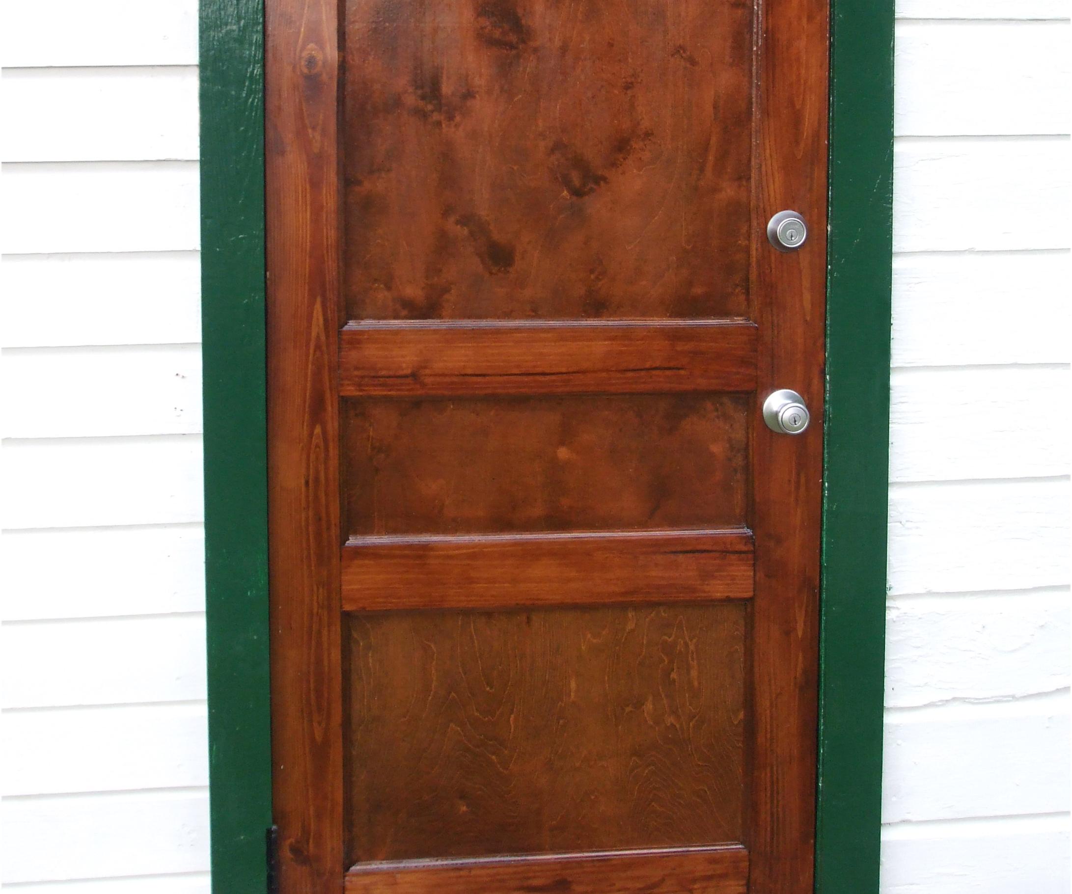 Build A Panel Door