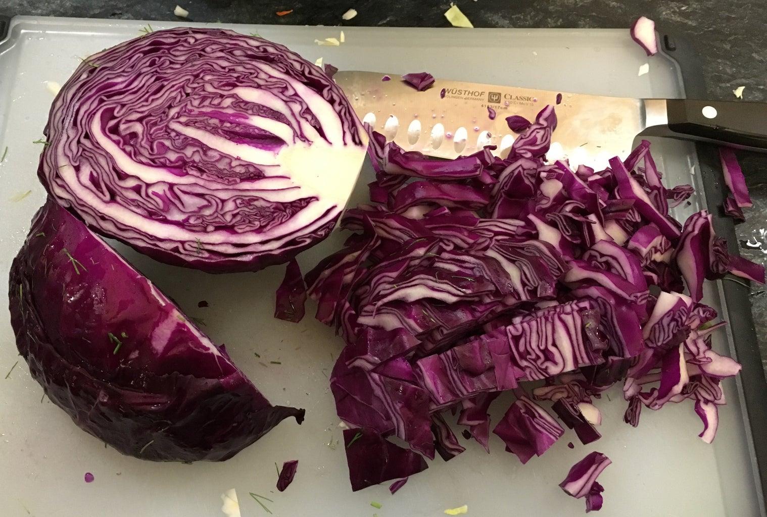 Chop Your Vegetables