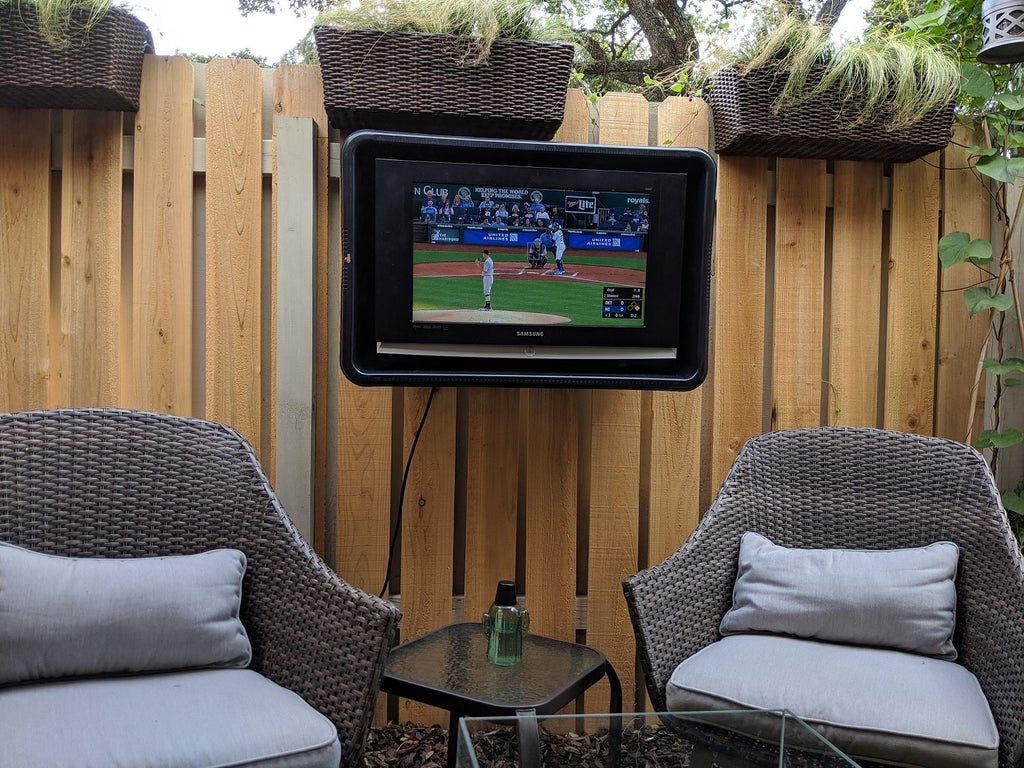 Outdoor Tv Enclosure 17 Steps With Pictures Instructables