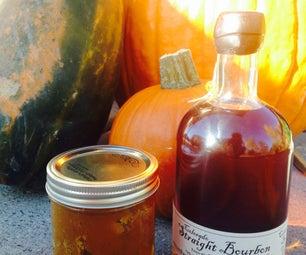 Bourbon Pumpkin Pie Spread (no Pectin)