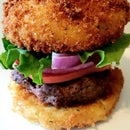 Cheesy Mashed-Potato Burger Buns!