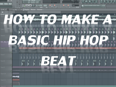 How to Make a 90s Hip Hop Beat
