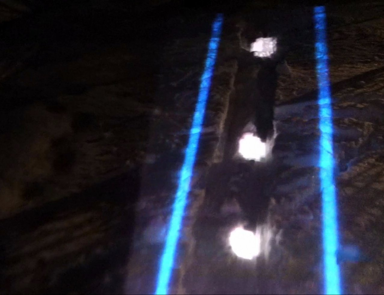 PACMAN Augmented Reality Ski Trainer Concept