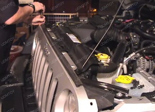 Install Jeep Wrangler Led Headlights 10 Steps Instructables