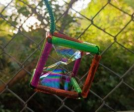 STEAM 3D Bubble Wand
