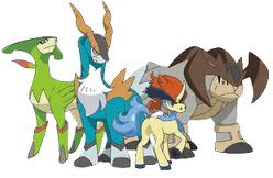 Have These Pokemon in Your Team.