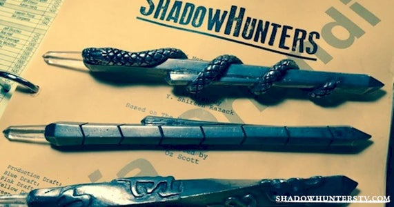 How to Make Your Own Stele (mortal Instruments)