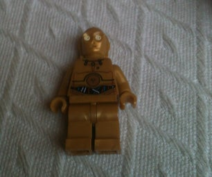 How to Build a Lego Guy