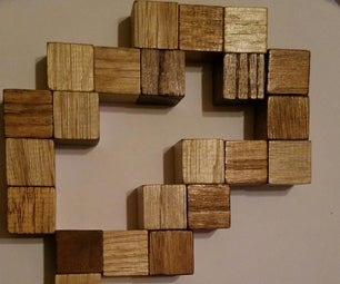 Fixing a Wood Block Puzzle