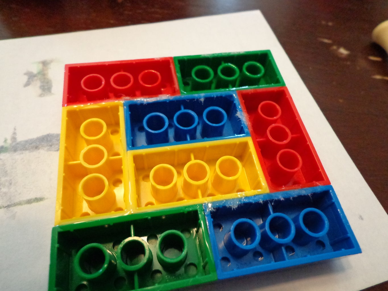 Lego Door Knob