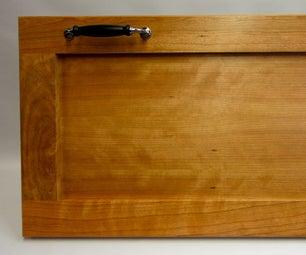 Making Shaker Style Kitchen Cabinet Doors