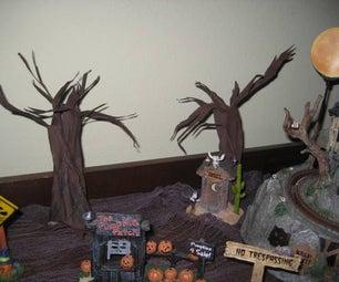 Easy Spooky Tree