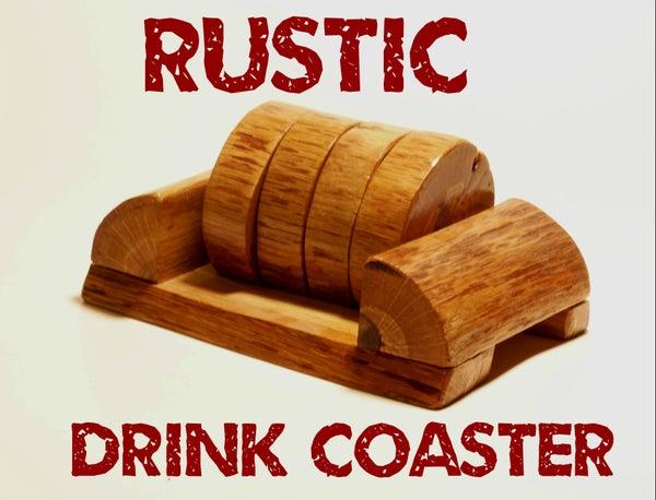 Rustic Drink Coasters