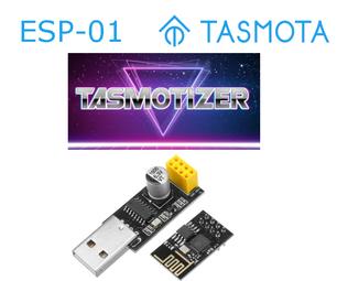 Easy ESP-01 Tasmota Programming
