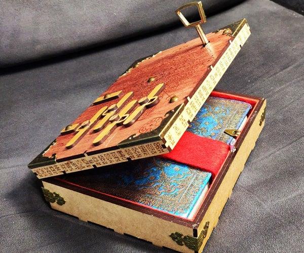 Secret Enigma Box