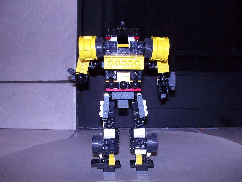 Robot Mode