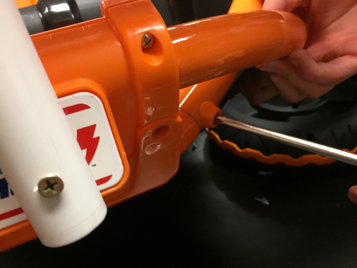 Removing the Two Joysticks (This Must Be Completed First If Wanting a Single Joystick)