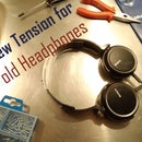 Revive Tension From On- and Over-Ear Headphones - Customizable Fusion 360 File Attached