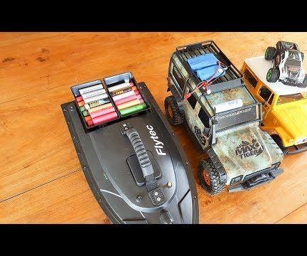 DIY Battery for RC - Best Value 2019