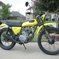 Resurrect a Motorcycle