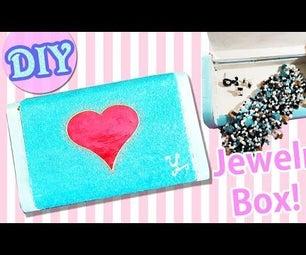 Painted Jewelry Box Idea!