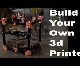 The V-Baby | Building a High Speed CoreXY 3d Printer