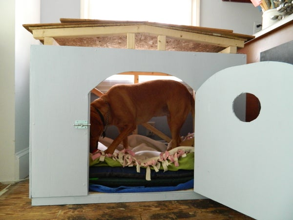 D.I.Y. Doghouse