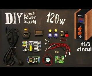 Bench POWER Supply (circuit)