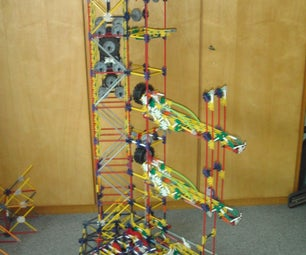 Knex Parallel Arm Lift