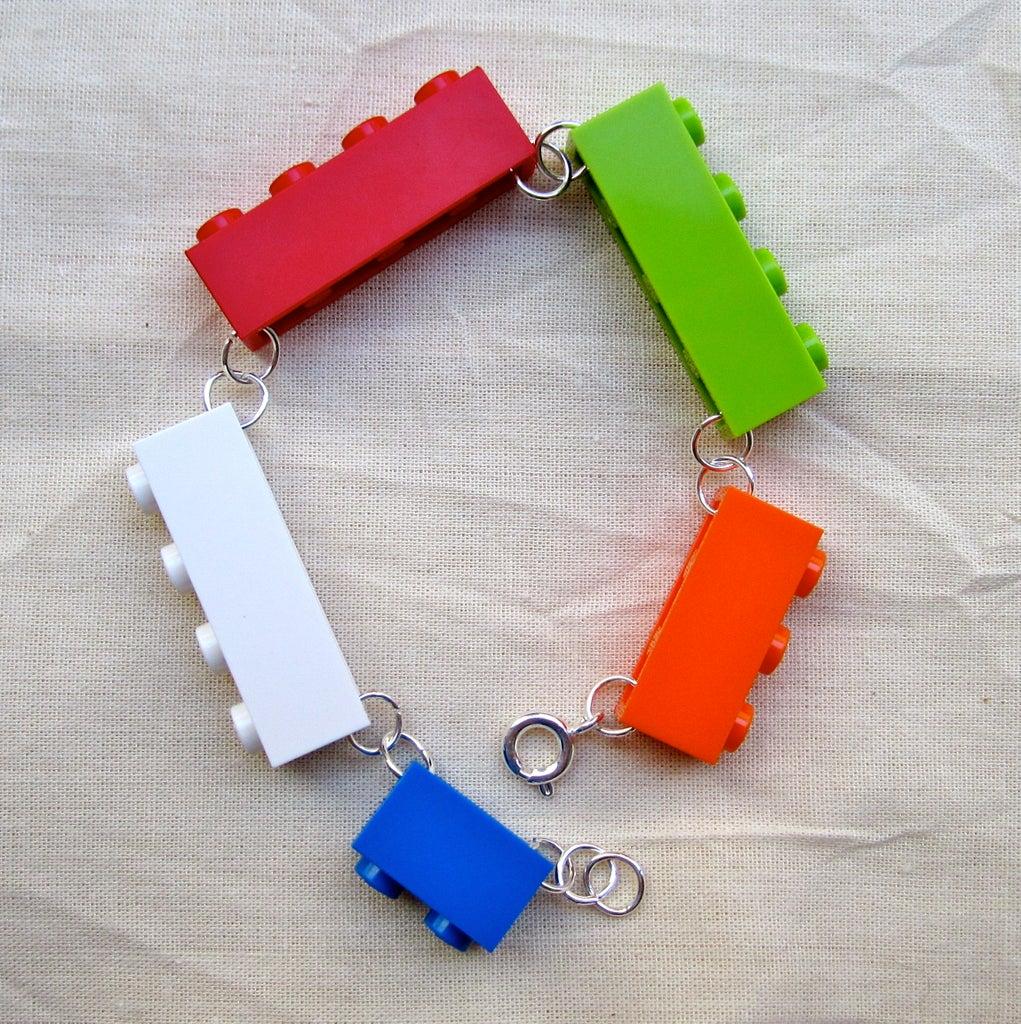 DIY Lego Jewelry