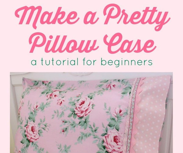 How to Make a Small Pillow by Hand