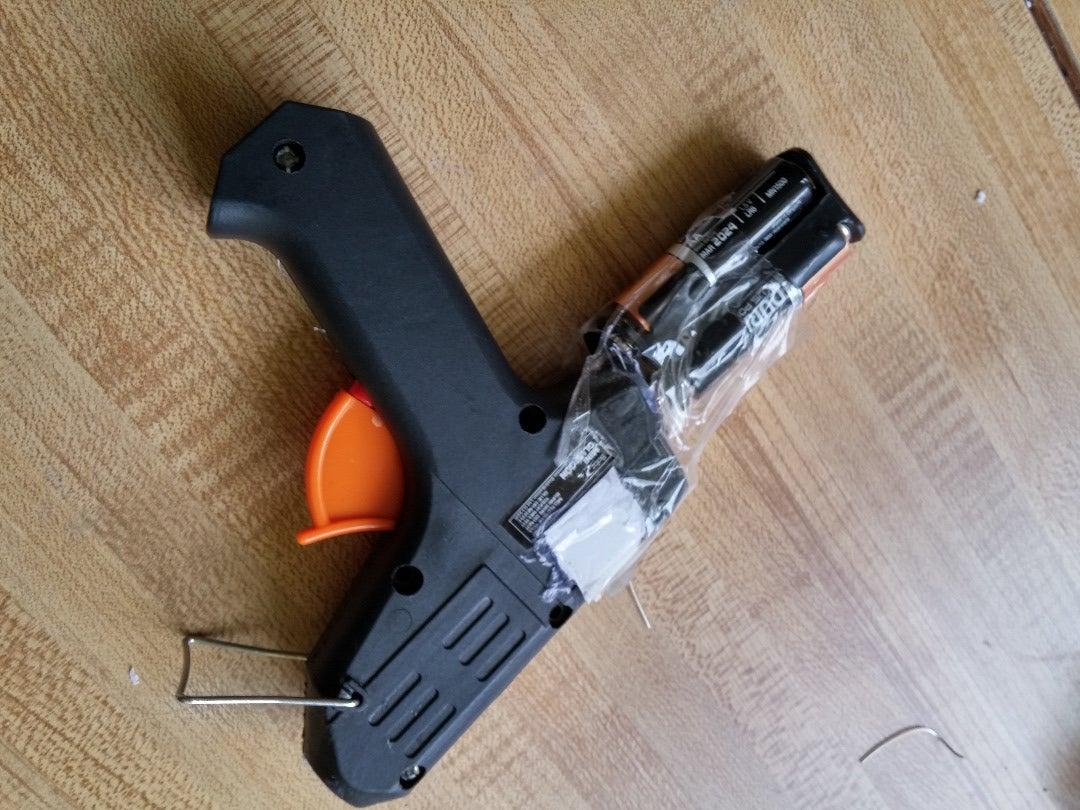 Glue Gun Gun.