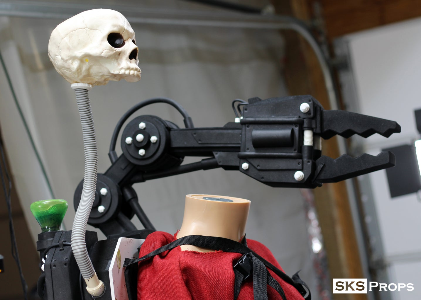 Servo Skull - Basic Shape