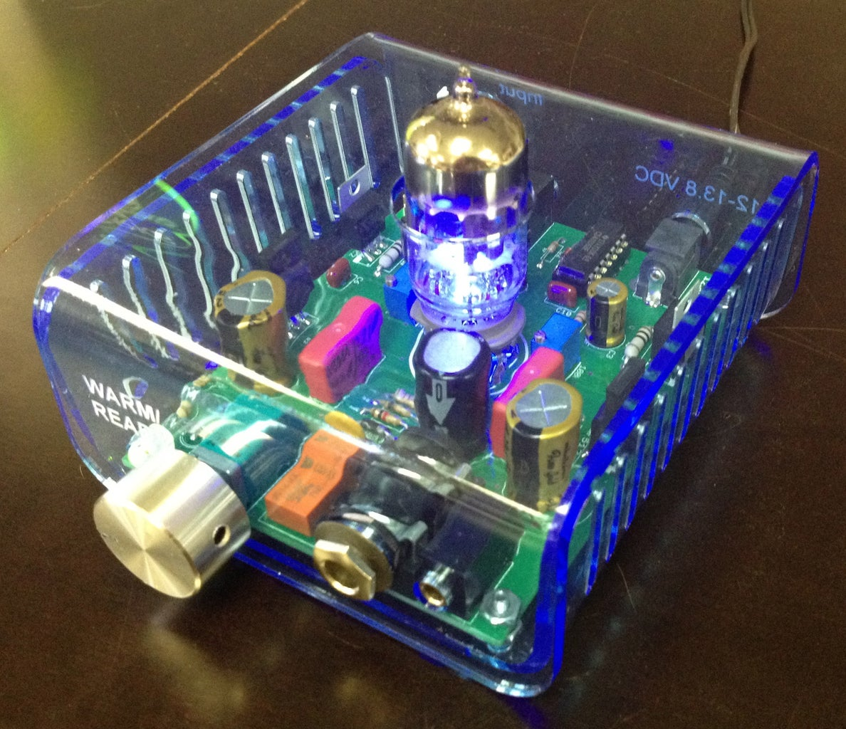 Acrylic Enclosure Using Laser Cutter and Strip Heater