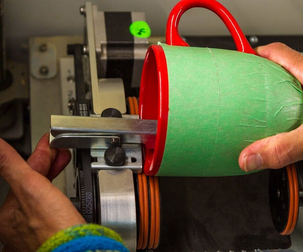 How to Install and Use the Rotary Jig in the Epilog Fusion