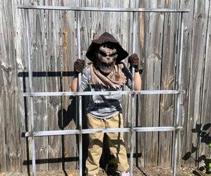 Spooky Halloween Cage!