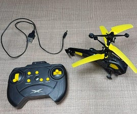 Helicopter Toy Repair