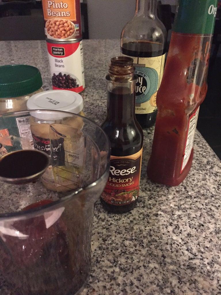 Mix Your Ingredients