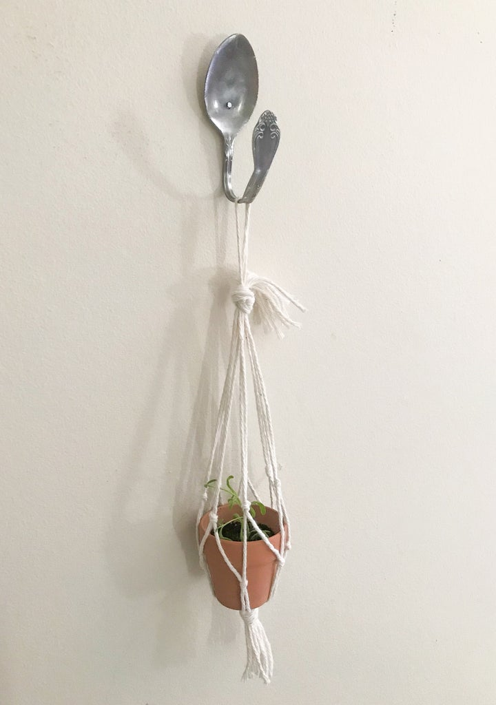 Hang Your Planter and Enjoy!