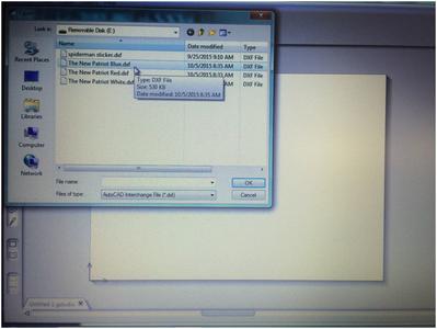 Transfering Autocad Saves to Graphtech Studio