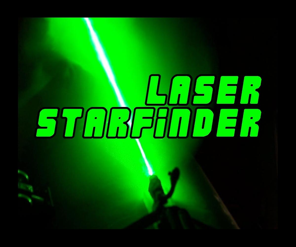 Laser Starfinder