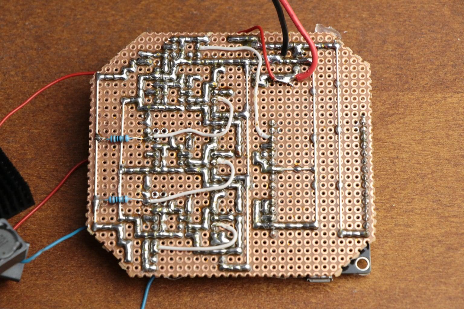 Create the Circuit!