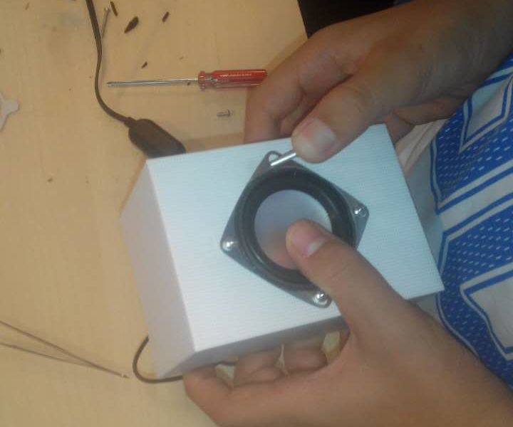 Make a Speaker
