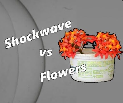 Produce your own shock waves at home!