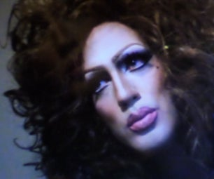 Male to Female 2013 - Drag Queen Makeup