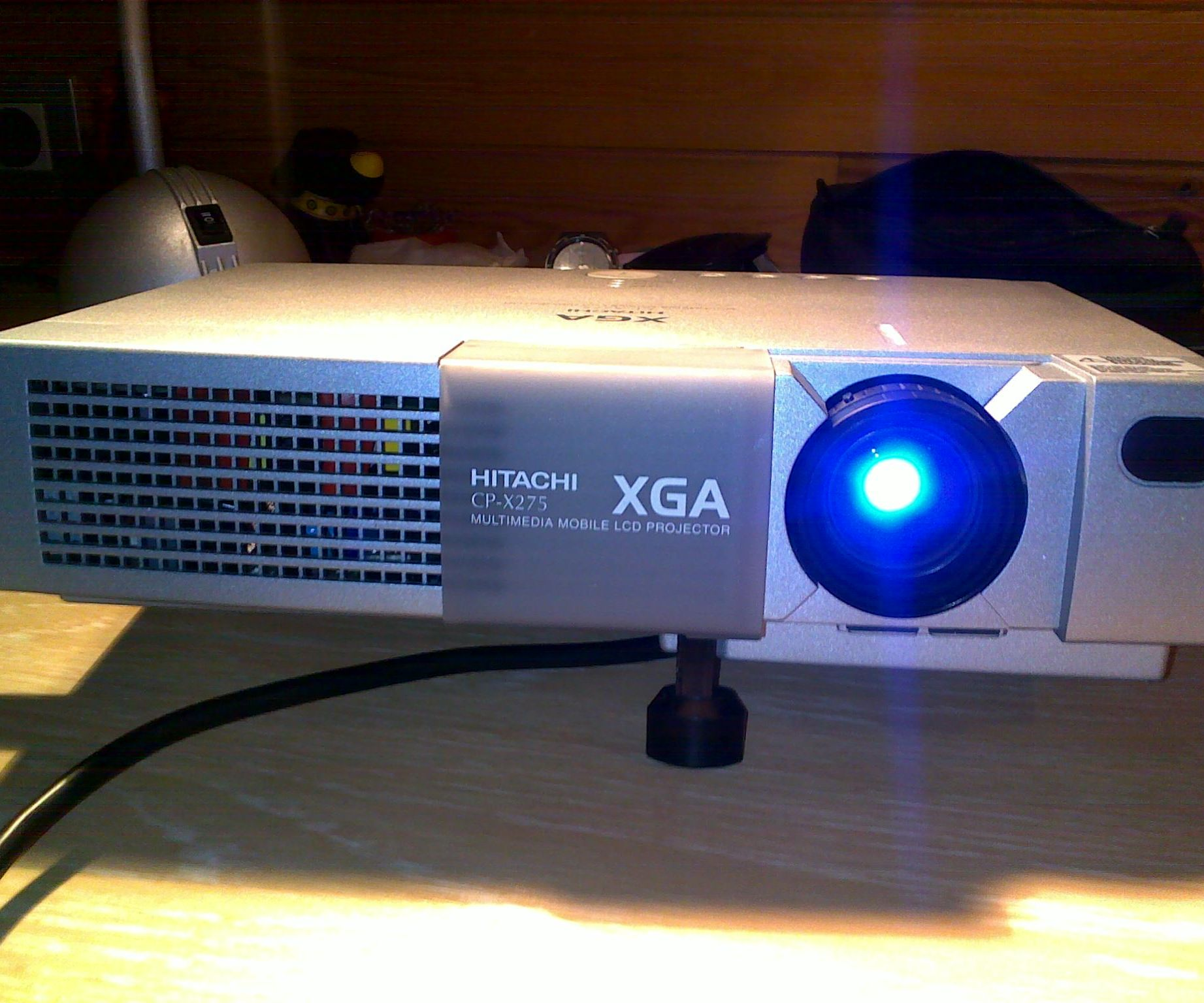 LED multimedia projector